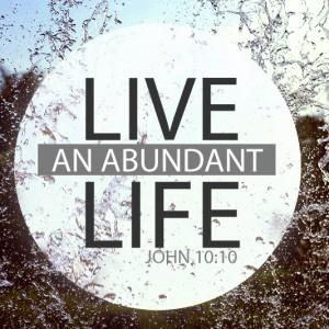 live-abundante-life